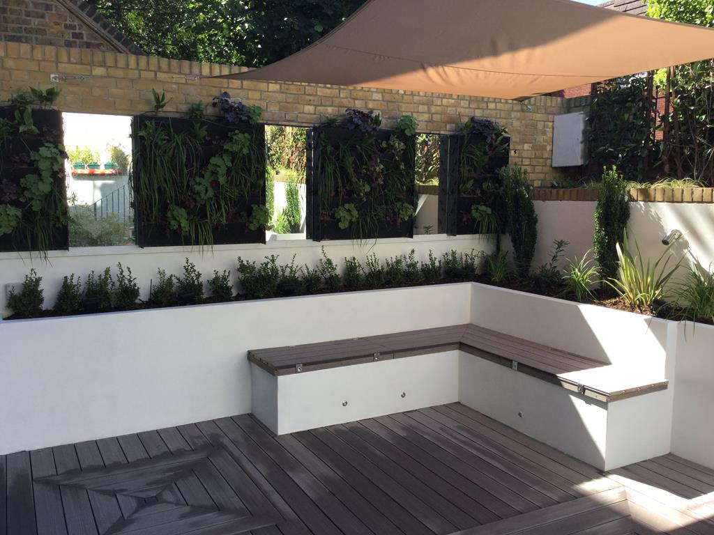 Contemporary Garden Designs Stunning Garden Ideas Pictures