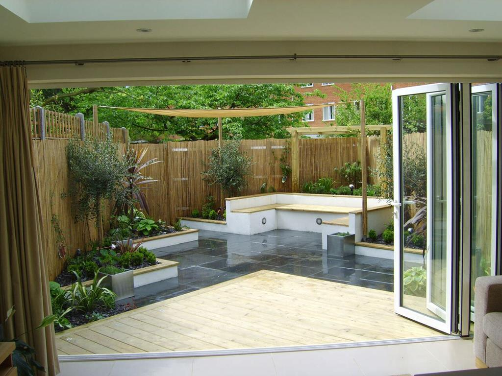 Contemporary Garden Designs | Stunning Garden Ideas ... on Outdoor Patio Design Ideas id=13398