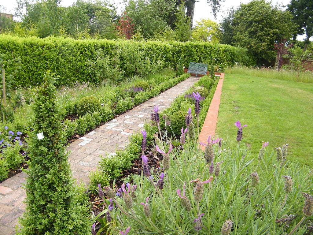 Large Garden Design   Floral & Hardy   London   UK