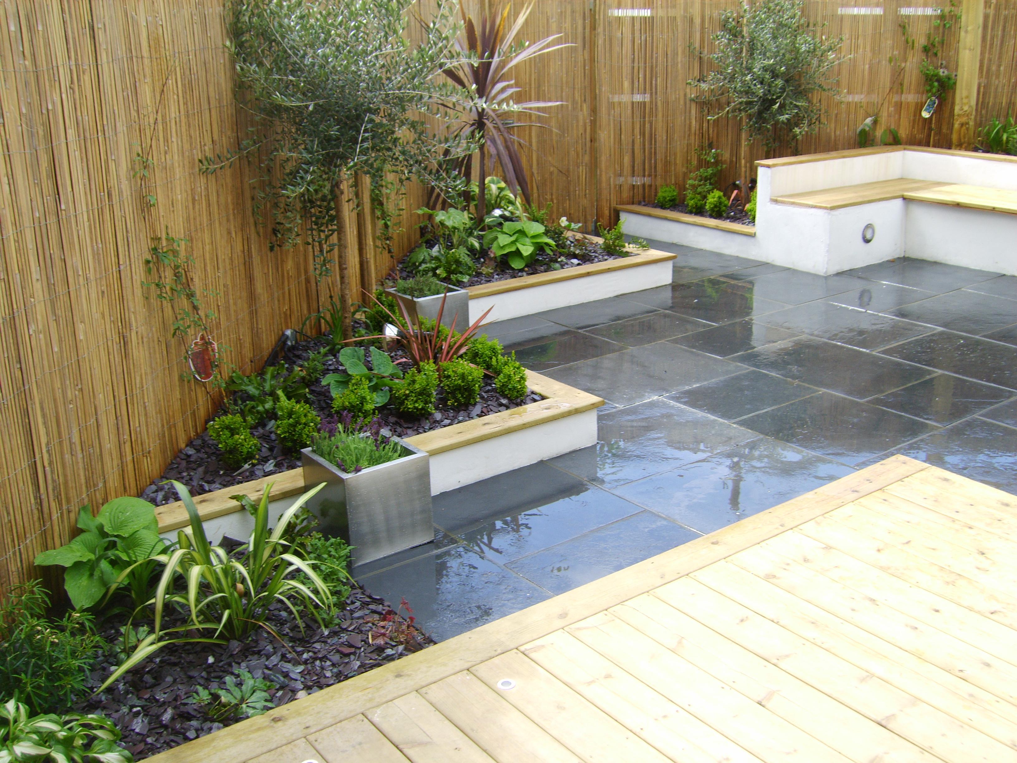 Minimalist Gardens Design | Floral & Hardy | London | UK
