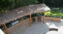 picture of outdoor kitchen
