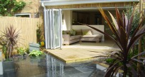 picture of a garden room