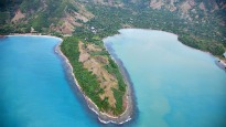picture of deforestation in Haiti