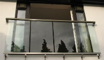 picture of Glass Balcony