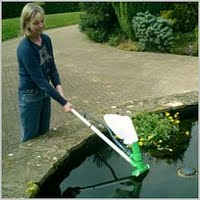 image of pond vacuum
