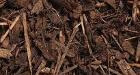 image of ornamental bark mulch