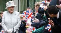 picture of the Queen in Bromley