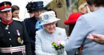 picture of the Queen visiting Bromley