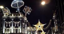 image of Oxford Christmas lights
