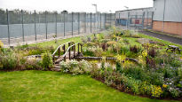image of Whtton Prison's gardens