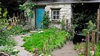 image of Antiquated Welsh garden