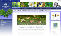 image of Woodland Trust website