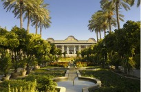 picture of Persian garden