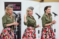 image of WW2 singers at Malvern