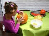 image of pumpkin carving