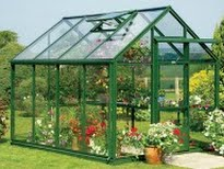 image of traditional greenhouse