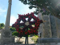 picture of churchyard