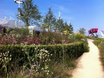 image of Olympic Park Walk