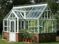 image of greenhouse