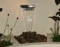 image of letterbox style water feature