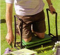 picture of garden kneeler-come-seat