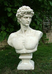 picture of sculpture of greek god
