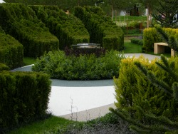 image of formal garden