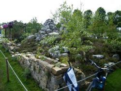 image of rural garden