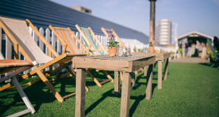 image of dalston roof park