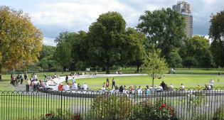 image of hyde park