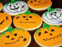 image of Pumpkin Cookies