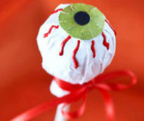 image of Popped Eyes lollies