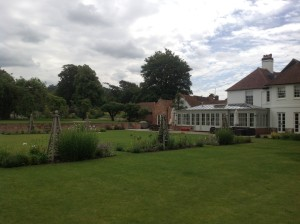 Croquet Anyone? - another-view-of-the-house