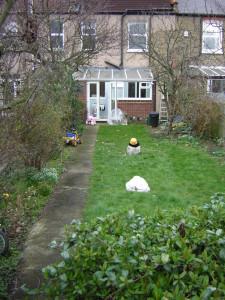Long Thin Suburban - beckenham-before
