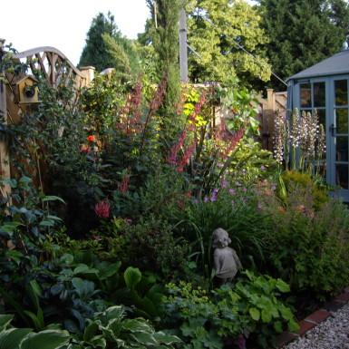 Beckenham Garden Design