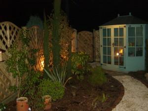 Victorian Cottage - beckenham-garden-lights