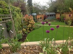 Artist's Garden - beckenham-gardens