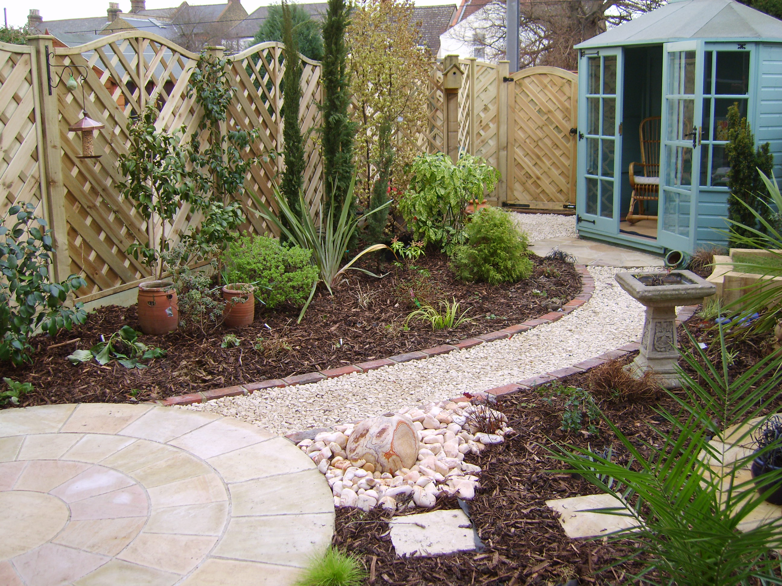 Victorian garden design the image kid for Garden design landscaping company