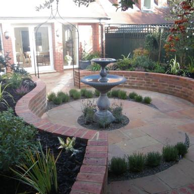 courtyard garden designs uk patio designs ideas top courtyard gardens floral hardy uk - Courtyard Garden Ideas Uk