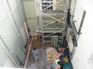 Knightsbridge Nook - building-work-begun