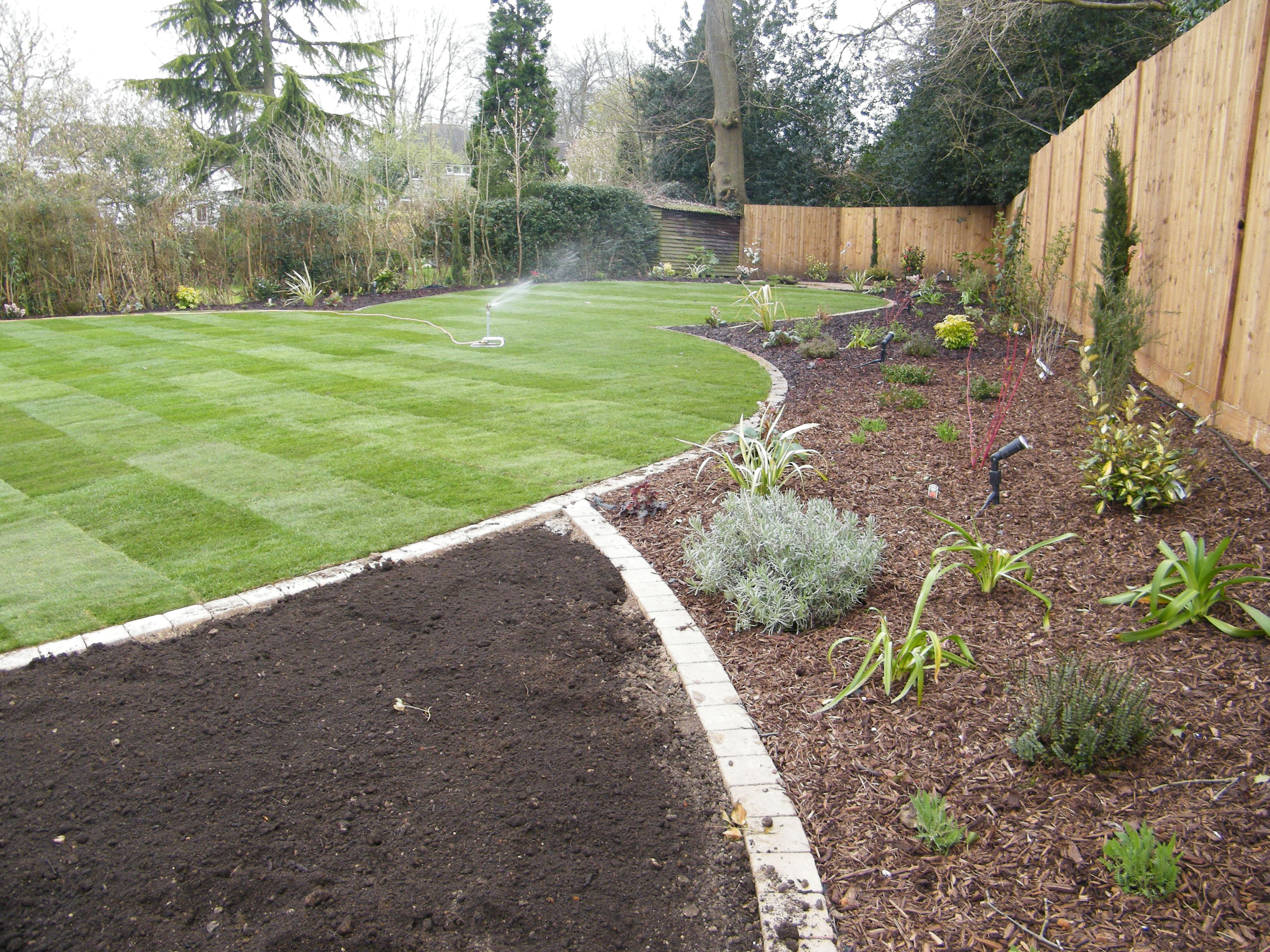 Love a Triangle - Floral & Hardy on Triangle Shaped Backyard Design id=23114