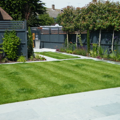 Garden Designers London