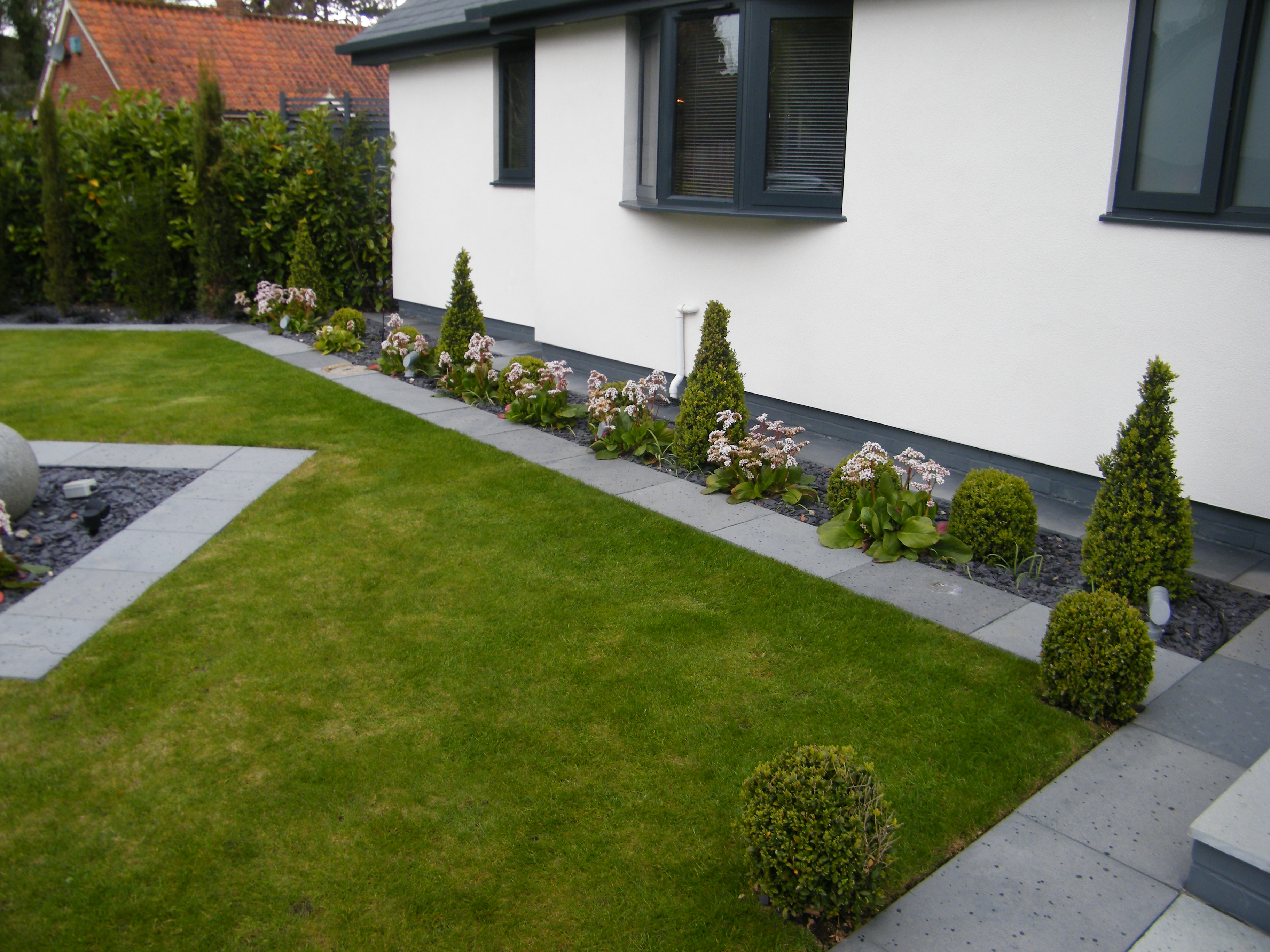 Essex Garden Design by Floral and Hardy