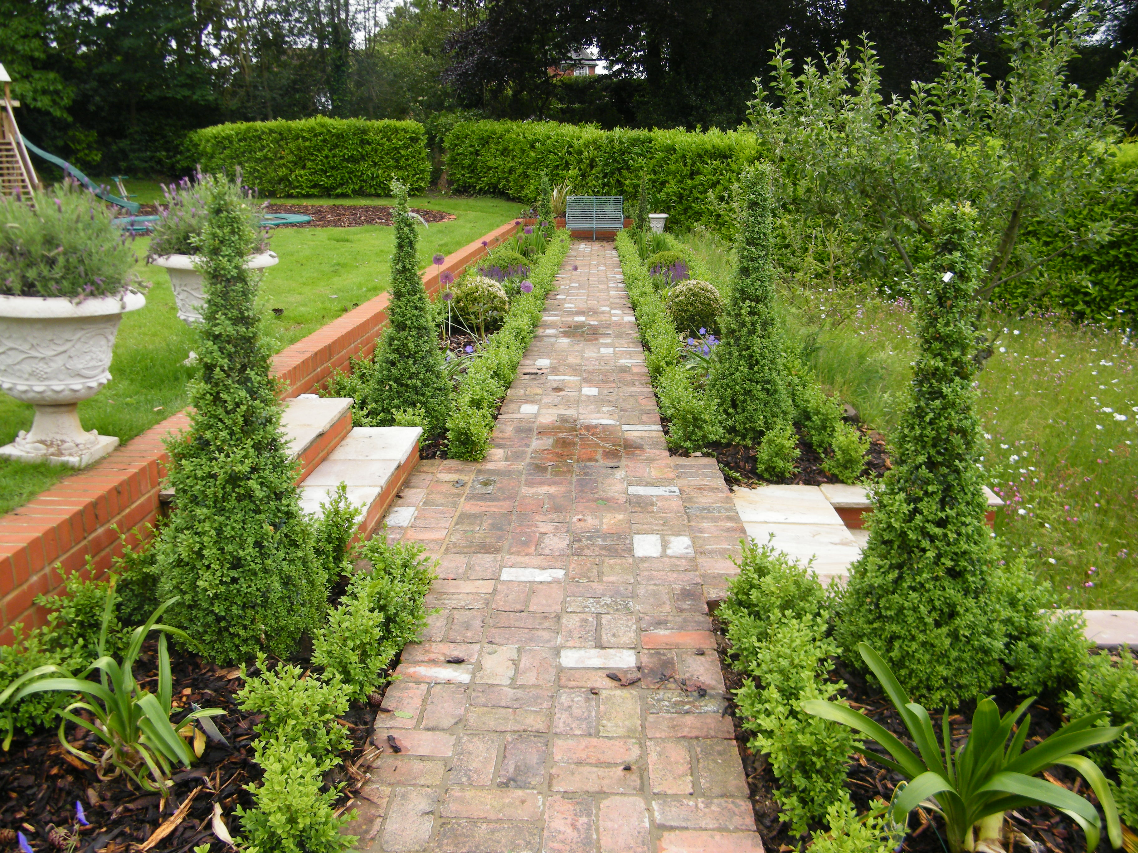 Garden Design Kent with Floral & Hardy | UK