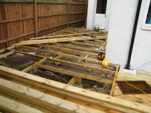 Double Dutch - decking-construction