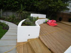Double Dutch - decking-garden