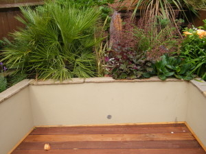 Modern & Traditional Meet - decking-and-seating