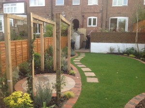 Muswell Hill Haven - finished-muswell-garden