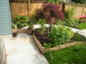 Artist's Garden - flower-beds-beckenham