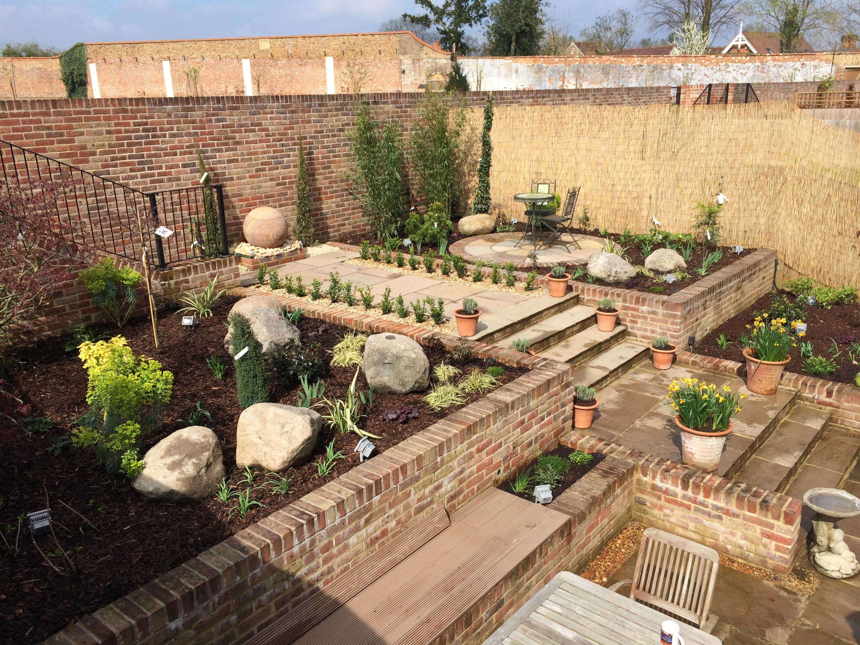 Boulder & Boulder   Floral & Hardy Garden Design   UK